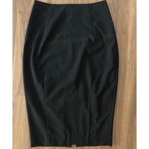 Black pencil skirt H&M
